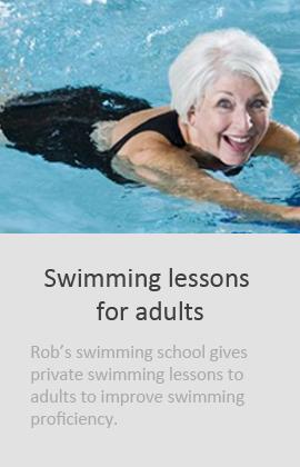 Zwemles-volwassenen